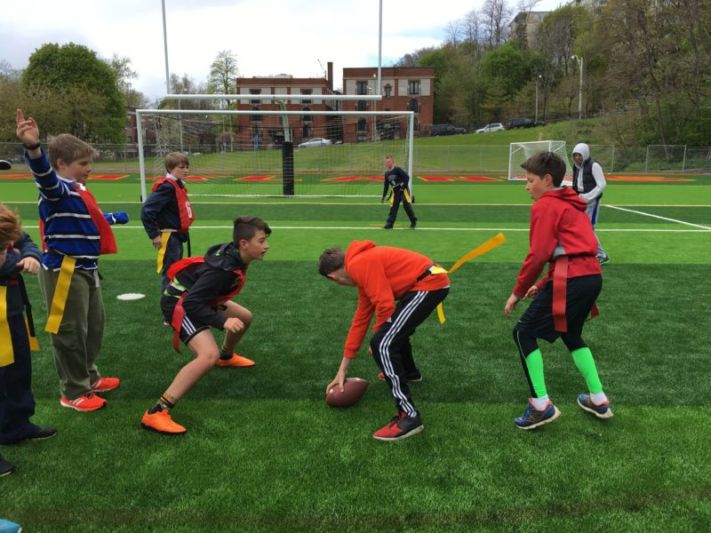 Why Flag Football Is a Great Activity for Kids