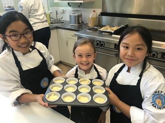 Making muffins2