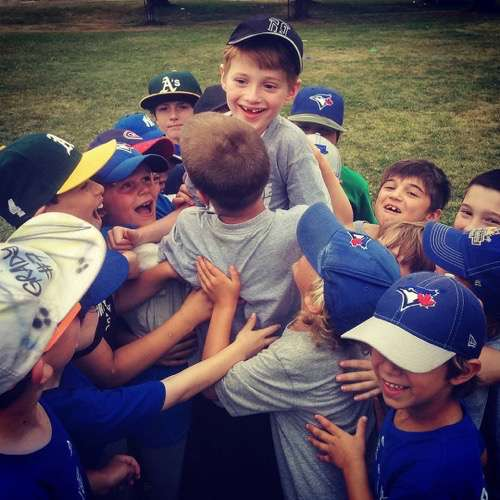 Baseball Camp at Cedarvale