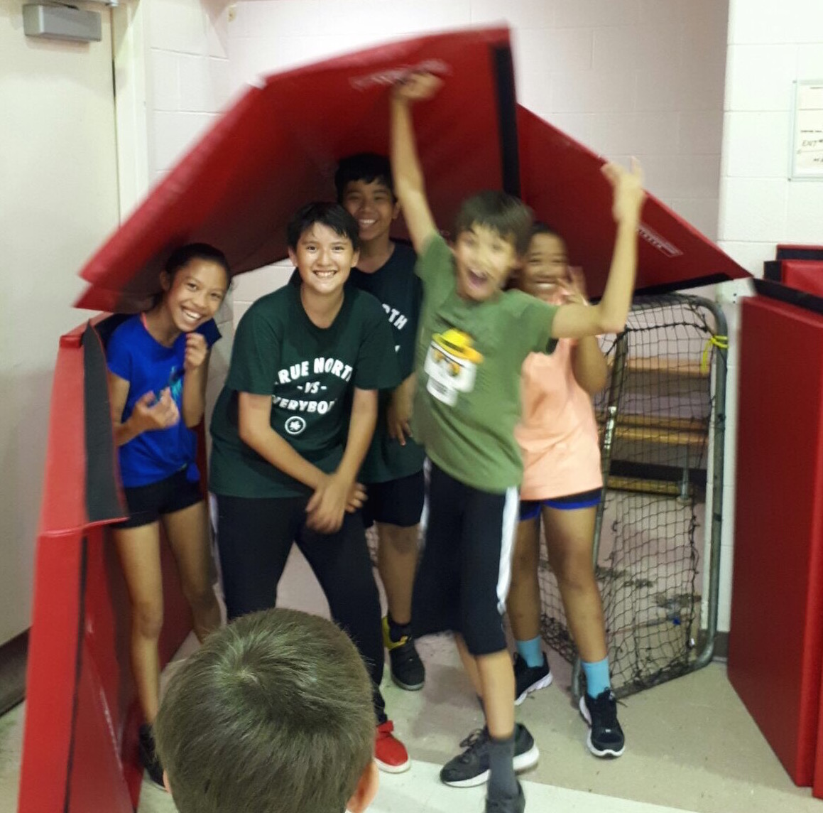 Kids having fun at our after school sports program in Toronto, Markham, Whitby, Etobicoke and Hamilton