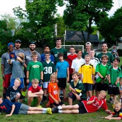 Flag Football Summer Camp